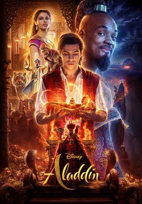Aladdin's Poster