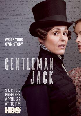 Gentleman Jack 's Poster
