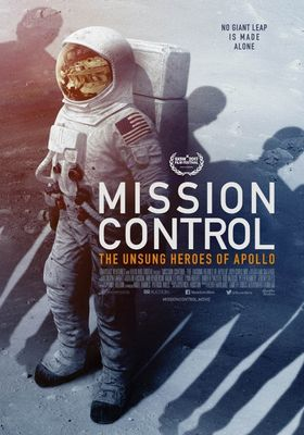 Mission Control: The Unsung Heroes of Apollo's Poster
