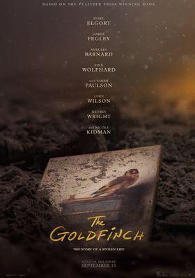『ザ・ゴールドフィンチ』のポスター