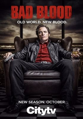 Bad Blood Season 2's Poster
