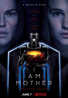 I Am Mother's Poster