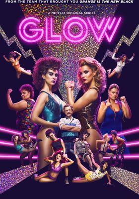 GLOW Season 3's Poster