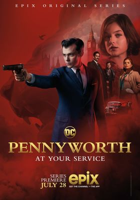Pennyworth 's Poster