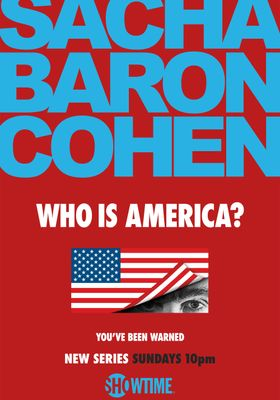 Who Is America?'s Poster
