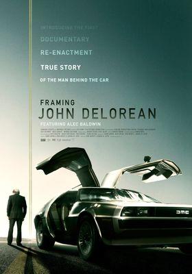 Framing John DeLorean's Poster
