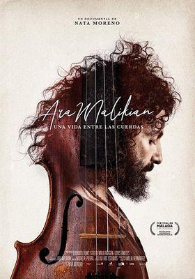 망명자 바이올리니스트 아라 말리키안의 포스터