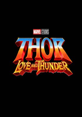 Thor: Love and Thunder 's Poster