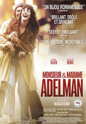 Mr & Mrs Adelman's Poster