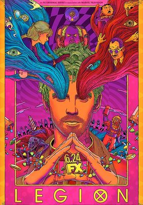 리전 시즌 3의 포스터