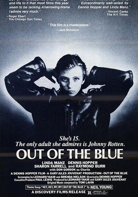 아웃 오브 블루의 포스터