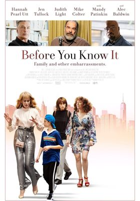 Before You Know It's Poster