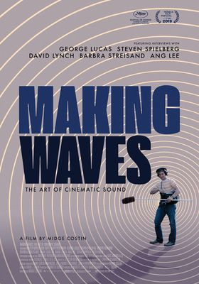 Making Waves The Art of Cinematic Sound's Poster