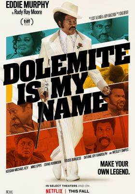 Dolemite Is My Name's Poster