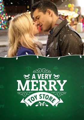 A Very Merry Toy Store's Poster