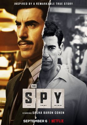 The Spy 's Poster