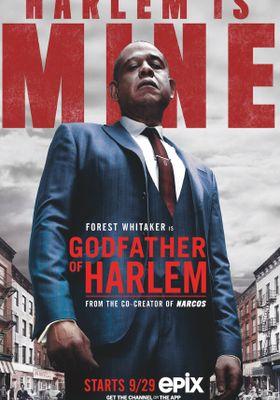 Godfather of Harlem 's Poster