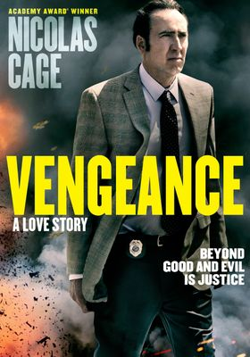 Vengeance: A Love Story's Poster