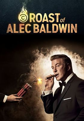 The Comedy Central Roast of Alec Baldwin's Poster