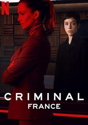 Criminal: France 's Poster
