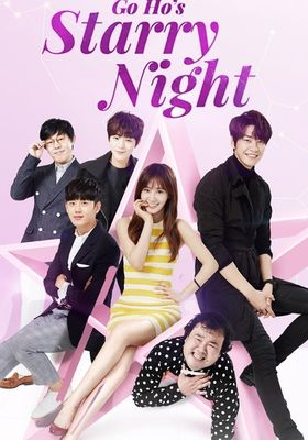 Go Ho's Starry Night's Poster