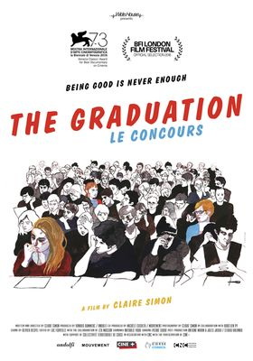 The Graduation's Poster