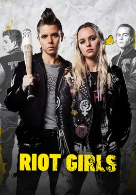 Riot Girls's Poster