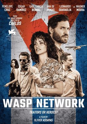 Wasp Network's Poster