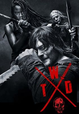 The Walking Dead Season 10's Poster