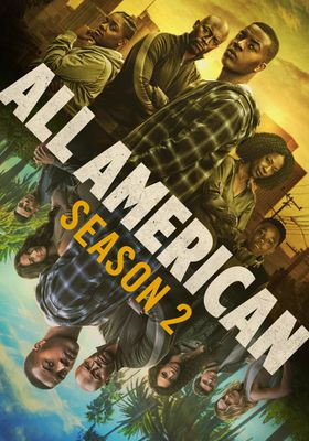 All American Season 2's Poster
