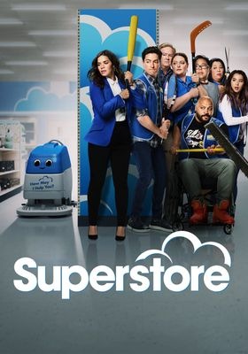 Superstore Season 5's Poster
