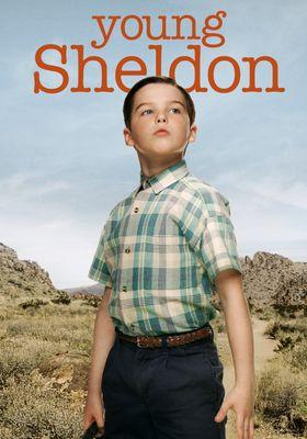 『ヤング・シェルドン シーズン3』のポスター
