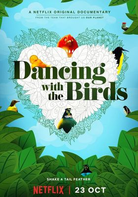 Dancing with the Birds's Poster