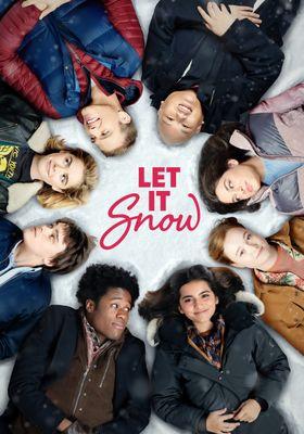 『クリスマスに降る雪は』のポスター