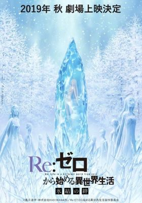 Re:ZERO -Starting Life in Another World- The Frozen Bond's Poster