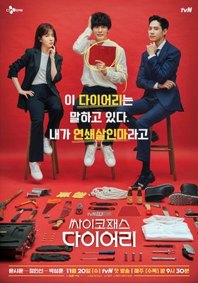 Psychopath Diary's Poster