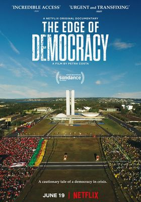 The Edge of Democracy's Poster
