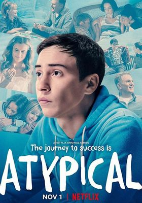 Atypical Season 3's Poster