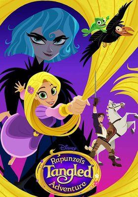 Tangled: The Series Season 3's Poster