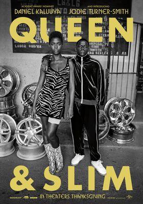 퀸 앤 슬림의 포스터
