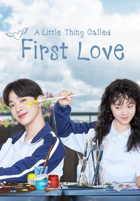 A Little Thing Called First Love's Poster