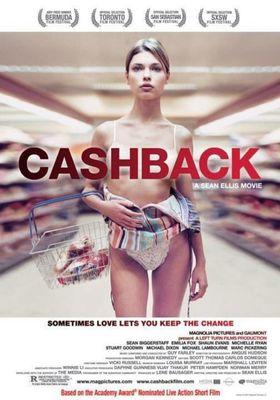 Cashback's Poster