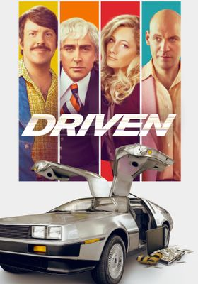 Driven's Poster