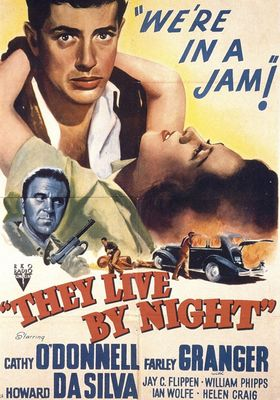그들은 밤에 산다의 포스터
