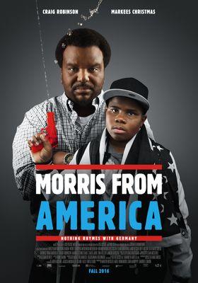 미국에서 온 모리스의 포스터