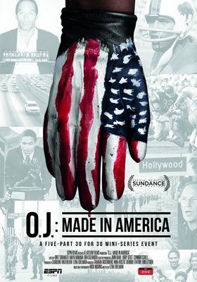 O.J.: 메이드 인 아메리카의 포스터
