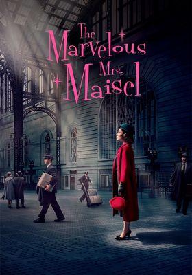 The Marvelous Mrs. Maisel Season 2's Poster