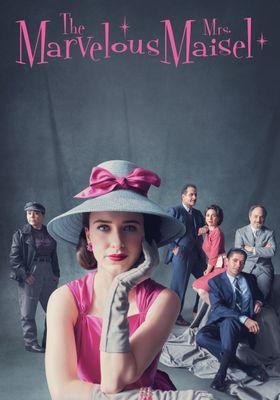 The Marvelous Mrs. Maisel Season 3's Poster
