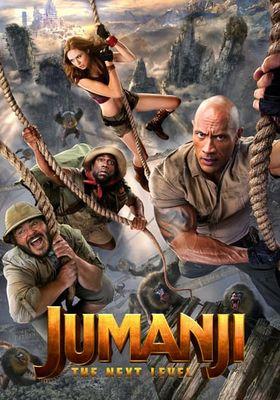 Jumanji: The Next Level's Poster