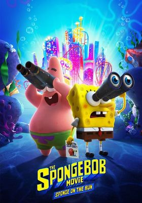 The SpongeBob Movie: Sponge on the Run's Poster